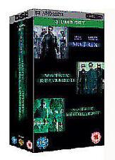 The Matrix/Matrix Reloaded/Matrix Revolutions (UMD, 2008, 3-Disc Set, Box Set)