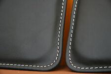 Sonnenblenden Mini Austin Cooper Classic-12 Kunstleder Farben & Nähten-Sunvisors