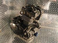 2003 KAWASAKI NINJA EX 500 D R COMPLETE ENGINE MOTOR STATOR STARTER EX500 03