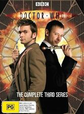 Doctor Who : Series 3 (DVD, 2007, 6-Disc Set) BBC