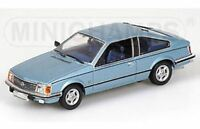 MINICHAMPS 400 045100 045120 045122 OPEL SENATOR & MONZA model car 1980 1:43rd