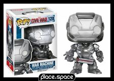 CAPTAIN AMERICA 3: CIVIL WAR - WAR MACHINE FUNKO POP! VINYL FIGURE #128