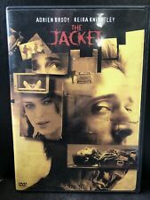The Jacket (DVD, 2005, Widescreen, Bilingual)-Horror