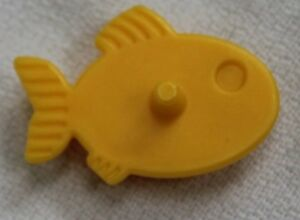 Perfection Children's 9 Pop Ups Easy Level Timer Game Replacement Fish Piece