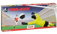 TIPP-KICK CUP Fußball Spiel Komplett Set mit Bande Tip Kick Tischfussball