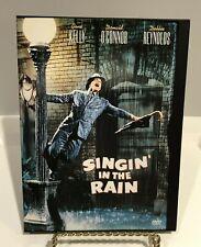 Singin' in the Rain Dvd, 2000 musical, Gene Kelly, Debbie Raynolds, D. O'Connor