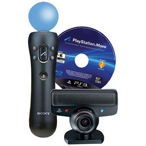 PlayStation Move Bundle For PlayStation PS3 Very Good PlayStation 3 3Z