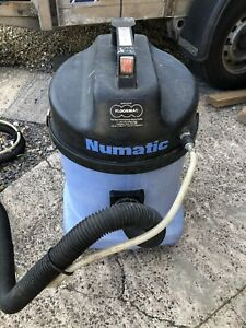 Numatic wet and dry industrial vacuum cleaner