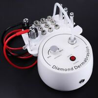Pro Diamond Microdermabrasion Dermabrasion Vacuum Spray Peeling Beauty Machine