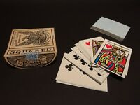 Antique Vintage Style 19th C Deck of Playing Cards