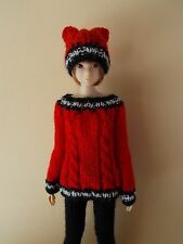 outfit sweater, maglia disponibile per momoko,pullip,fashion royalty, barbie...