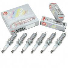 Set of 6 Spark Plugs NGK Laser Platinum For: Infiniti Nissan PLFR 5 A 11