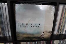 Devin Townsend - Terria LP, new, clear, opeth, steven wilson