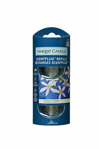 6 x Yankee Candle Scent Plug Twin Pack Refills-Midnight Jasmine