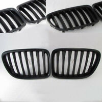 BMW X1 E84 AB 2009 Bis 07/2012 Grill Kidney Grille High-Gloss Black