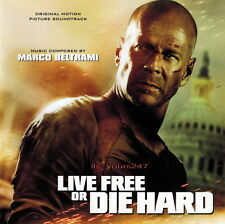 Live Free Or Die Hard - Original Soundtrack [2007] | Marco Beltrami | CD