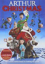 Arthur Christmas (DVD, WS, 2012) NEW