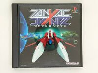 Zanac × Zanac Sony PS1 PlayStation