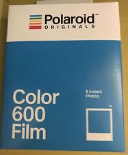 Polaroid Originals Color 600 Film New - 12 Packs Of 8 Photos Each