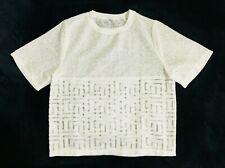 White Sheer Minimalist Top