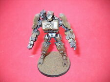 Starship Troopers: Mobile Infantry: painted metal XM-550 CHAS Unit b