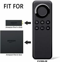 Used Original CV98LM For Amazon Fire TV Stick Box With Bluetooth Remote Control