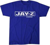 Jay-Z The Blueprint Promo T-Shirt - Classic Hip-Hop - Roc-A-Fella