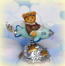 Cherished Teddies - MILTON  - NEU - 1999 Millennium Event Figur!