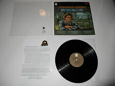 Johnny Cash Now, There was a Song! MONO Analog Re-Issue ULTRASONIC CLEAN