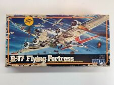 MPC B-17 Flying Fortress 1/72 Scale 1-4402 Airplane Model Kit