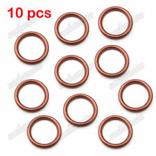 10x Exhaust Pipe Gasket 30mm 40mm For 150cc 200cc 250cc ATV Pit Dirt Motor Bike