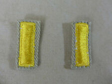 US Army ww2 Ranks 2nd tenente Officer Rank indossabili tenente distintivo ufficiale