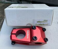 Fly Bikes Alta BMX Stem Topload 50mm Dark Red Used