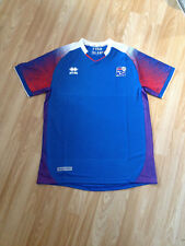 2018 ICELAND football Supporters shirt size M.