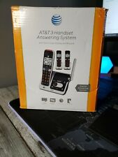 AT&T Handset Expandable Cordless Phone with Answering System,  CRL82312-3