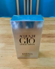 Vintage Acqua di Gio Essenza Giorgio Armani 180 ml / 6.08 oz 2012 Batch 38J407
