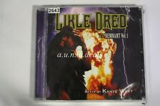 Likle Dred The Remnant Vol.1 Beats By Kanye West Music CD
