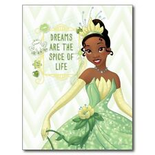 "*Postcard-""Tiana"" -...Dreams Are The Spice of Life- (B-42)"