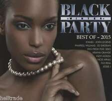 BLACK INVERNO Party-Best of 2015 * New 2cd's * NUOVO *