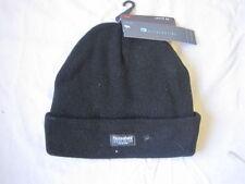 Cappelli berretto nero acrilico per bambini dai 2 ai 16 anni