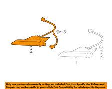 SUBARU OEM 13-16 BRZ Daytime Running Light Fr-Daytime Run Lamp Right 84502CA061