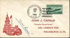USA - 1958 'LITTLE AMERICA' ANTARCTICA Operation DEEP FREEZE  [C0187]