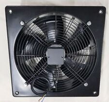 industrial extractor fan axial plate fan 300mm 12 inch with speed control option