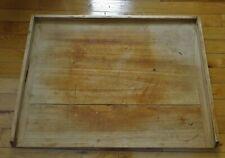 New listing Old Handmade *Maine Farm* Dough Board *3 Sided*