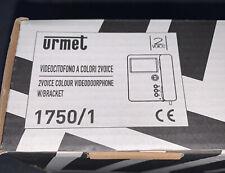 Urmet 1750/1 VIDEOCITIFONO, Intercom White