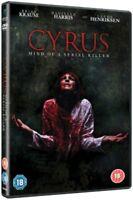 Cyrus - Mind De Un Serial Killer DVD Nuevo DVD (ABD4984)