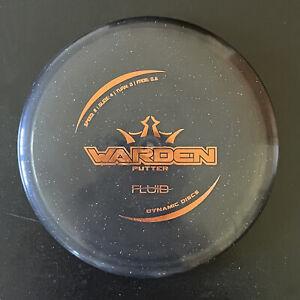 Fluid Warden (Gray Glimmer, 176 gram, Rare OOP) [Dyanmic Discs]