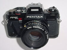 Pentax Program A 35mm Film SLR Manual Camera w/ Pentax-A 50mm F1.7 Lens *_* Ex++