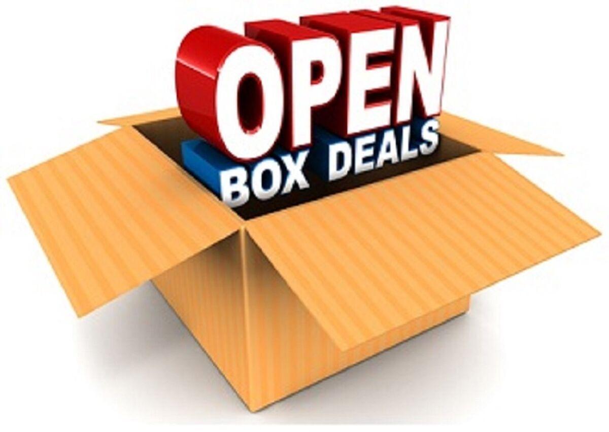 Open Box Bargains