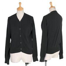 (SALE) tricot COMME des GARCONS cotton cardigan Size About  M(K-24955)